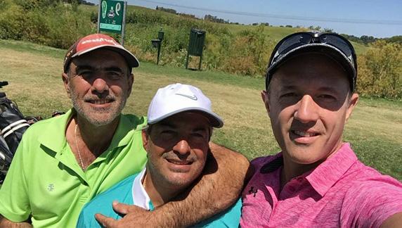 Triangular con el deporte: Torneo de Golf El Nacional!