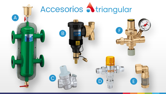 Conoce las válvulas y accesorios que optimizan el rendimiento de tu sistema!